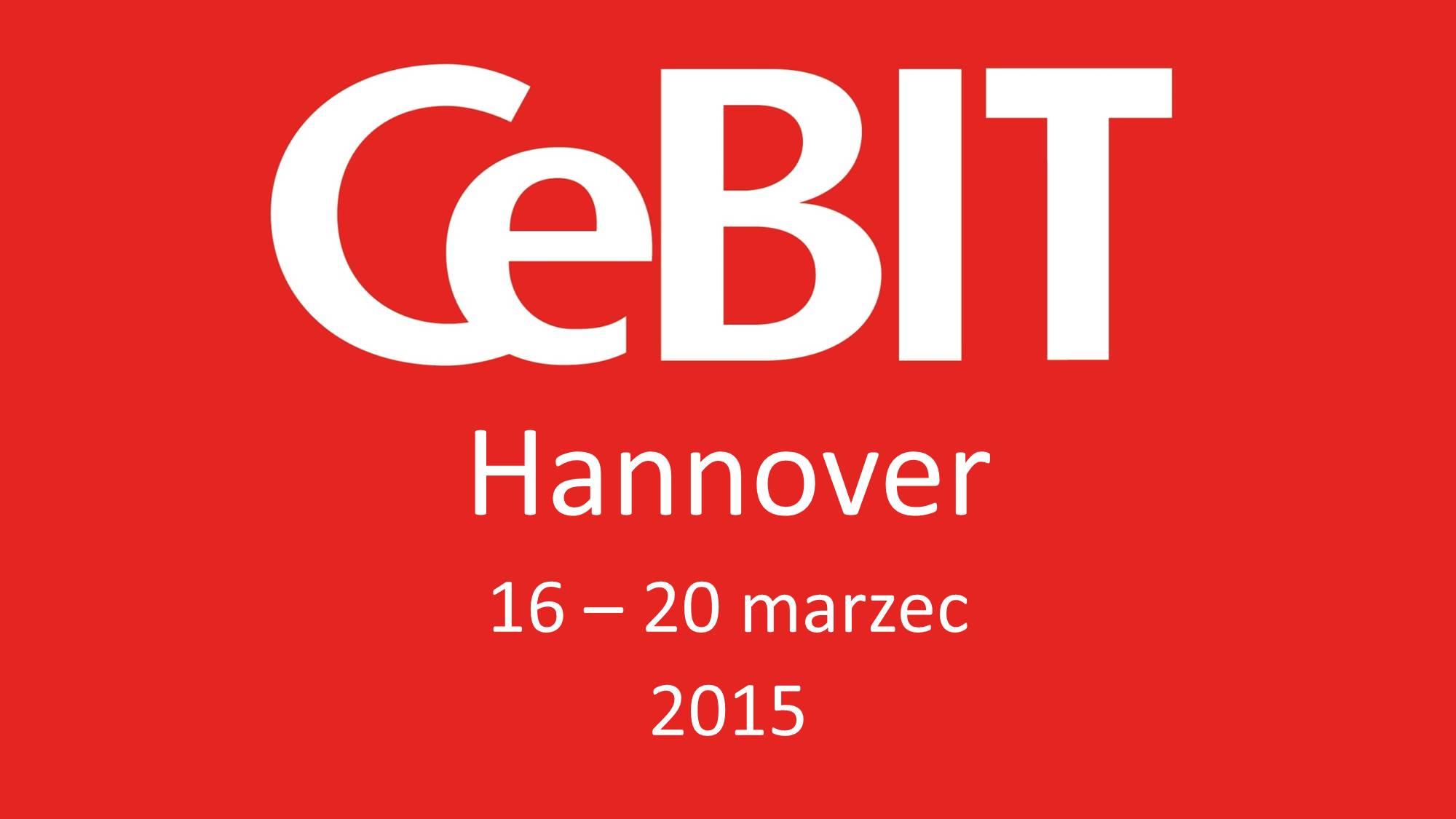 Relacja z targów CeBIT 2015